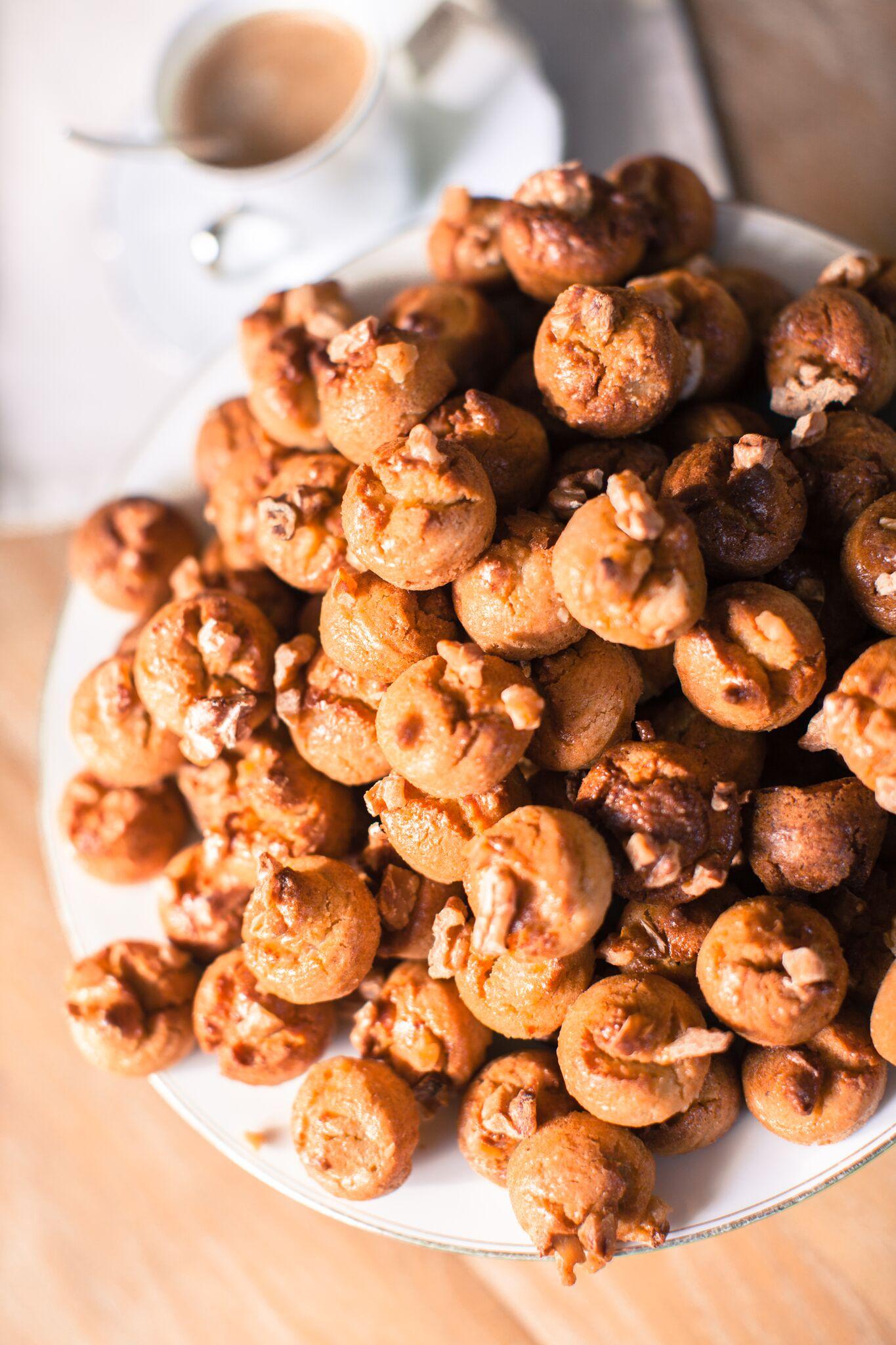Moelleux aux noix sans beurre et sans gluten pour le dessert