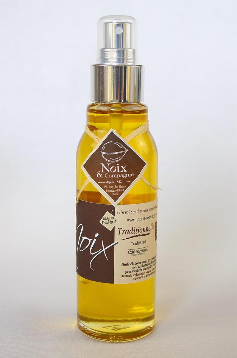 Mignonette huile de noix 5 cl traditionnelle
