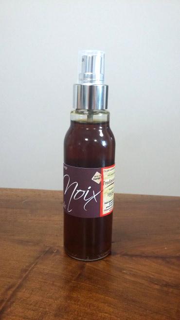 Vaporisateur de vinaigre de noix rechargeable de 10cl