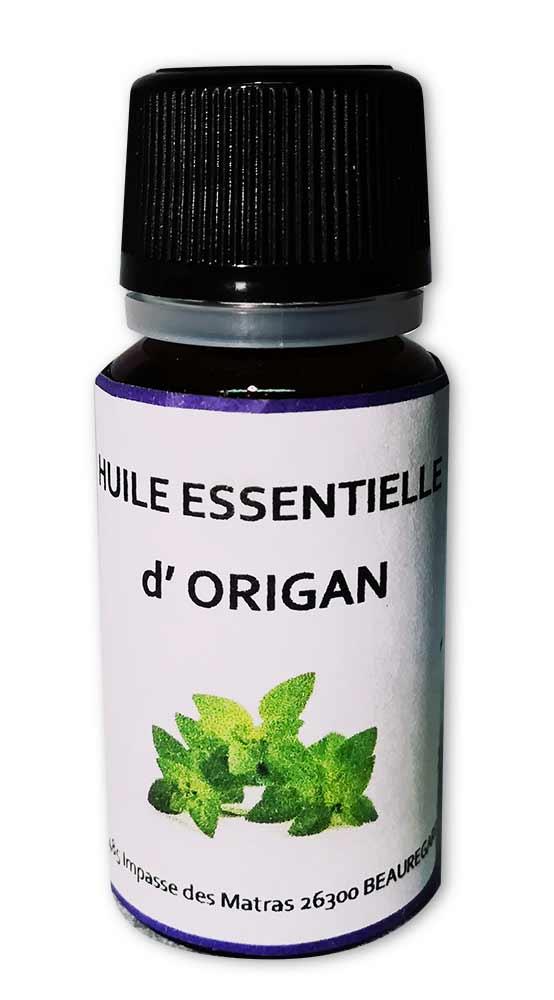 Huile essentielle d'Origan 10 ml