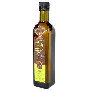 Bouteille 50 cl huile de noix douce