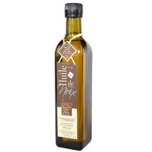 Bouteille 50 cl huile de noix traditionnelle