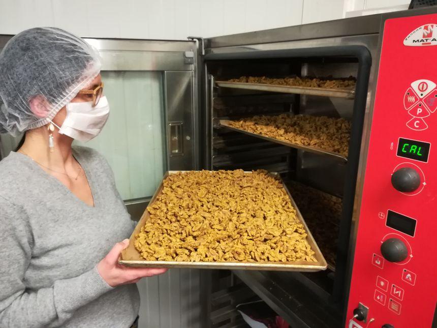 Produits à base de noix dans la Drôme